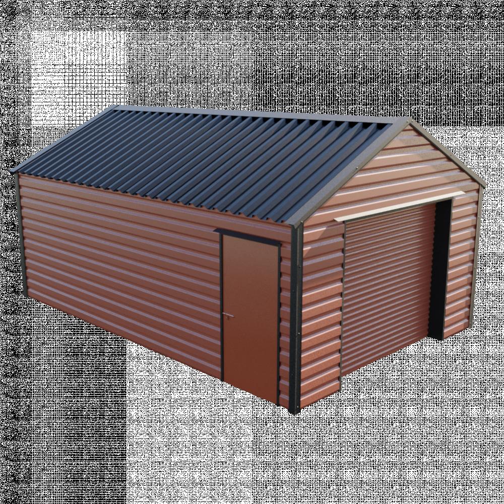 13' x 20' Garage - Terracotta