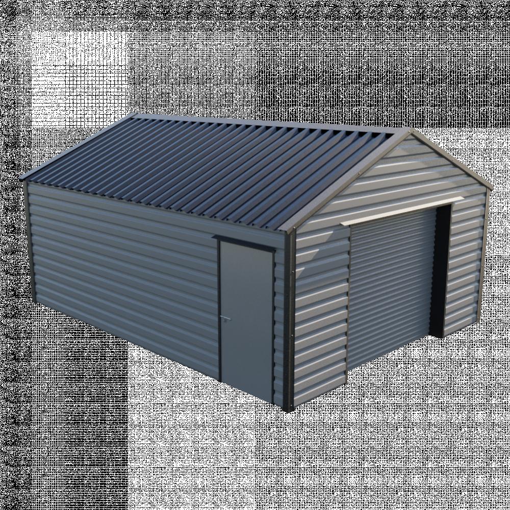 15' x 20' Garage - Anthracite