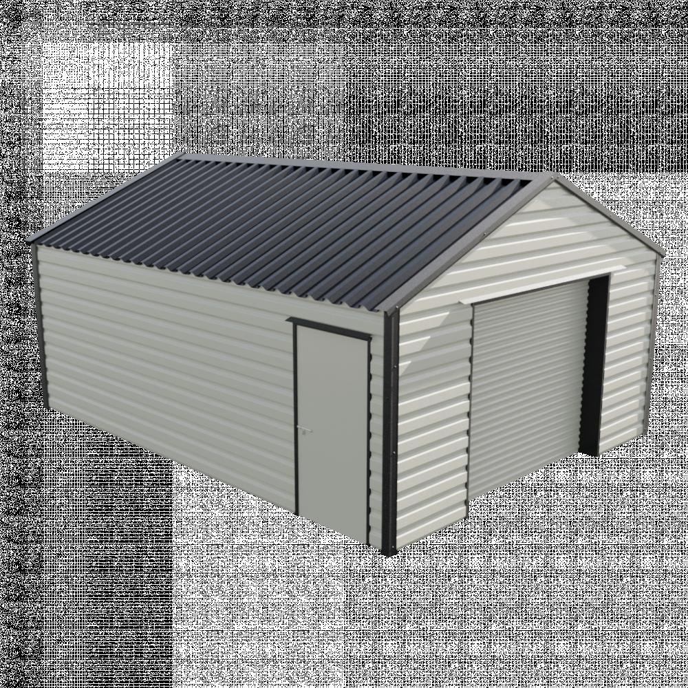 15' x 20' Garage - Mushroom