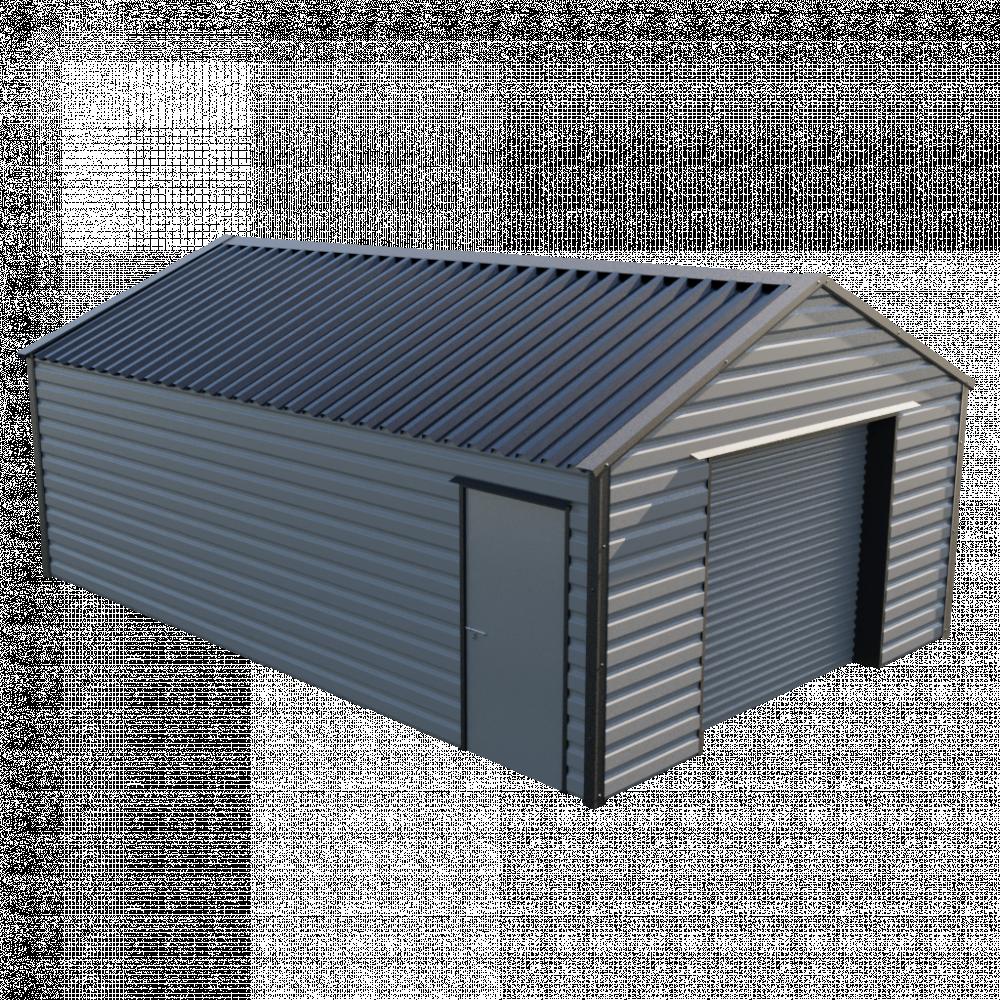 15' x 23'3' Garage - Anthracite